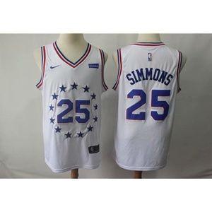 Philadelphia 76ers Ben Simmons Jersey (3)